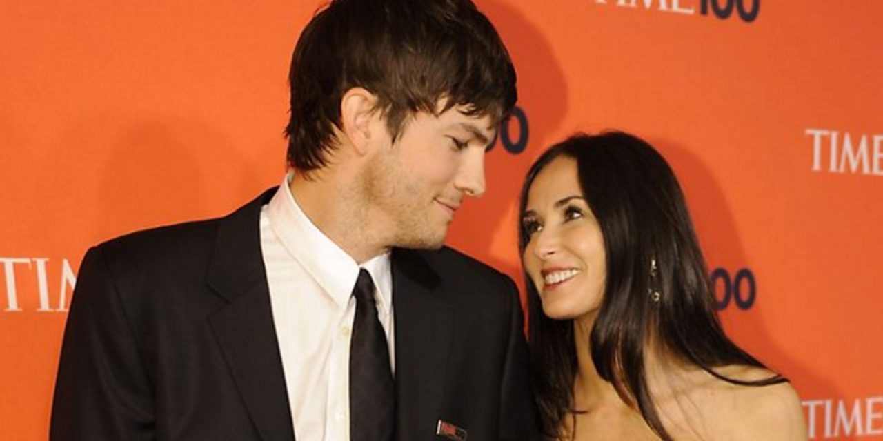 Ashton & Demi:  Some Questions, One Realization