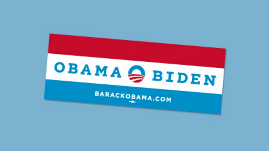 Obama 2012 Bumper Sticker:  *Yawn*