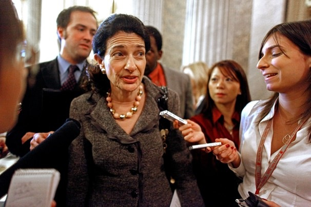 Sen. Snowe's Resignation:  What It Says About Us