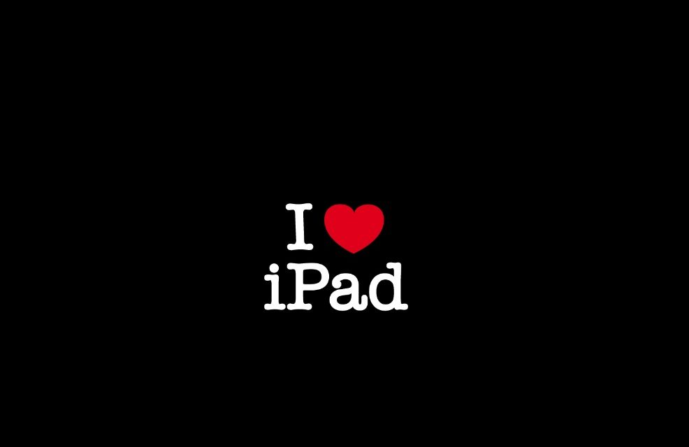 I Love(?) The iPad