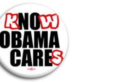 Obamacare: That's Right, Obama Cares!