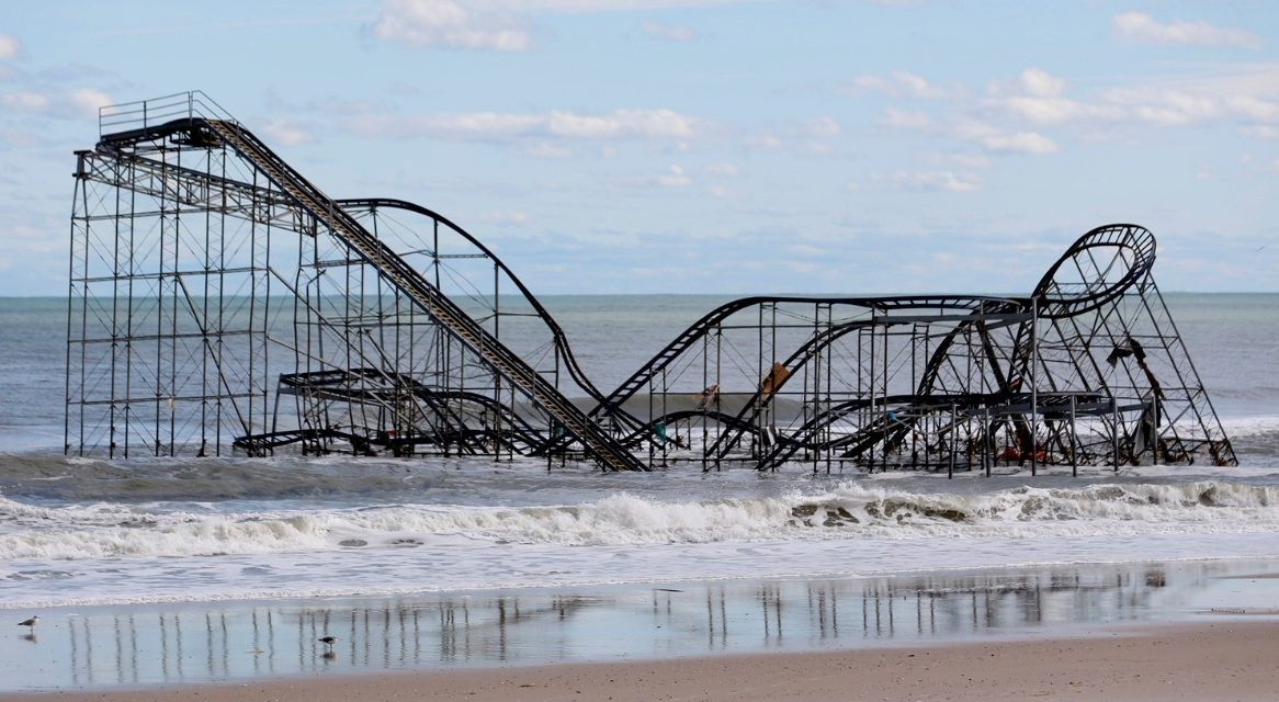 Hurricane Sandy Shows How Fragile We Are
