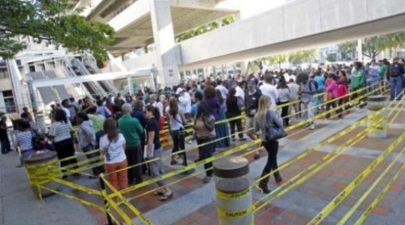 Florida: 2000 Election Redux?