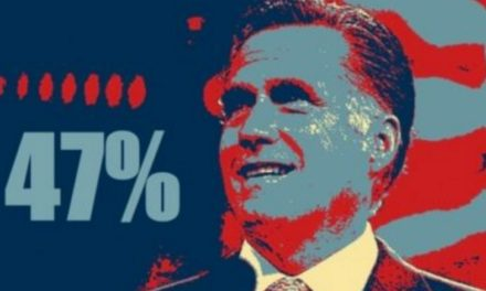 Romney's 47%, Indeed
