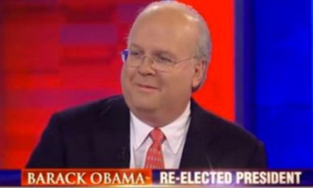 On Karl Rove's Fox Freak-Out
