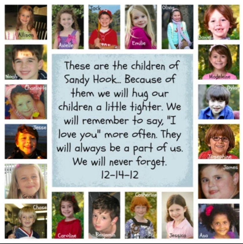 The Children Of Sandy Hook