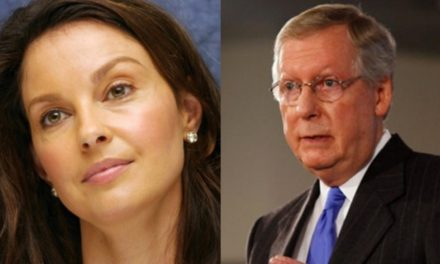 Ashley Judd vs. Mitch McConnell?