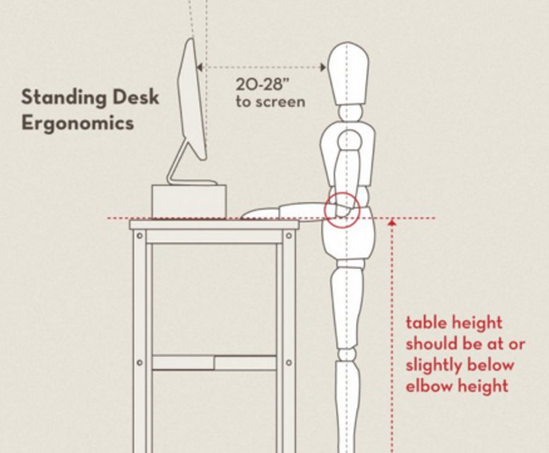 Standing Desks: Stand Up & Live!…I think