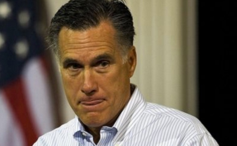 Romney Not Yet Cured Of Foot-In-Mouth Disease