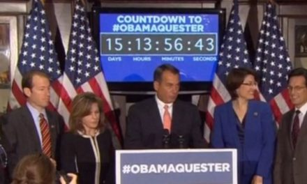 Why I Haven't Written About The Sequester