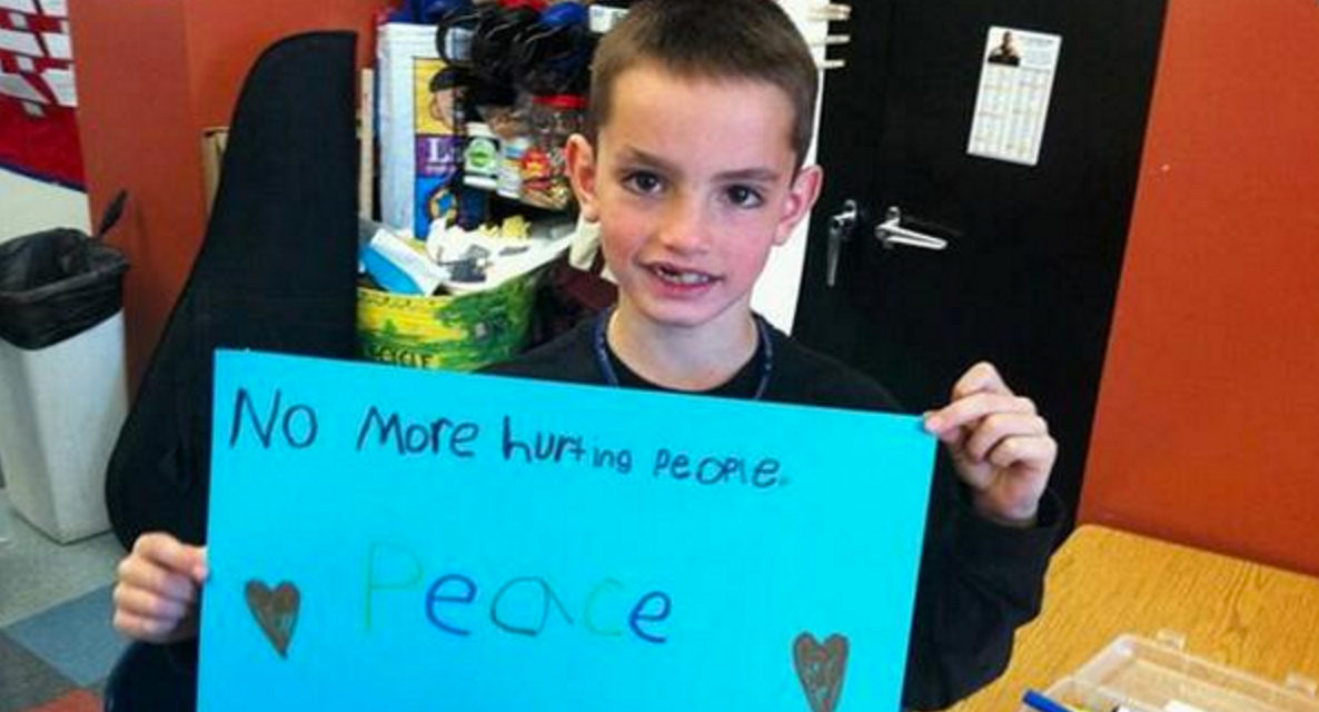 """""""No More Hurting People"""""""