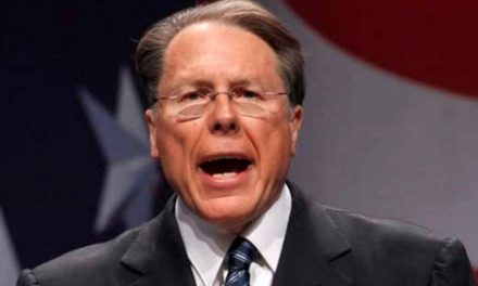 Wayne LaPierre Is Not A Clown