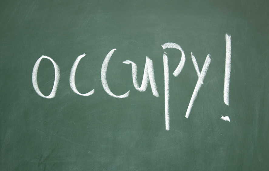 Why Occupy? Change!