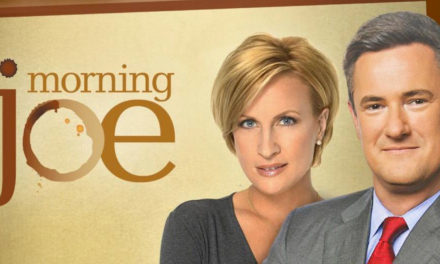 Not Morning Joe, Morning Joke