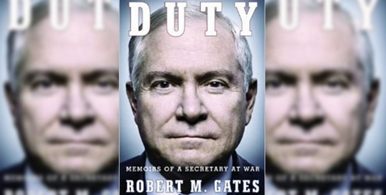 What Gates' First Duty Should Have Been