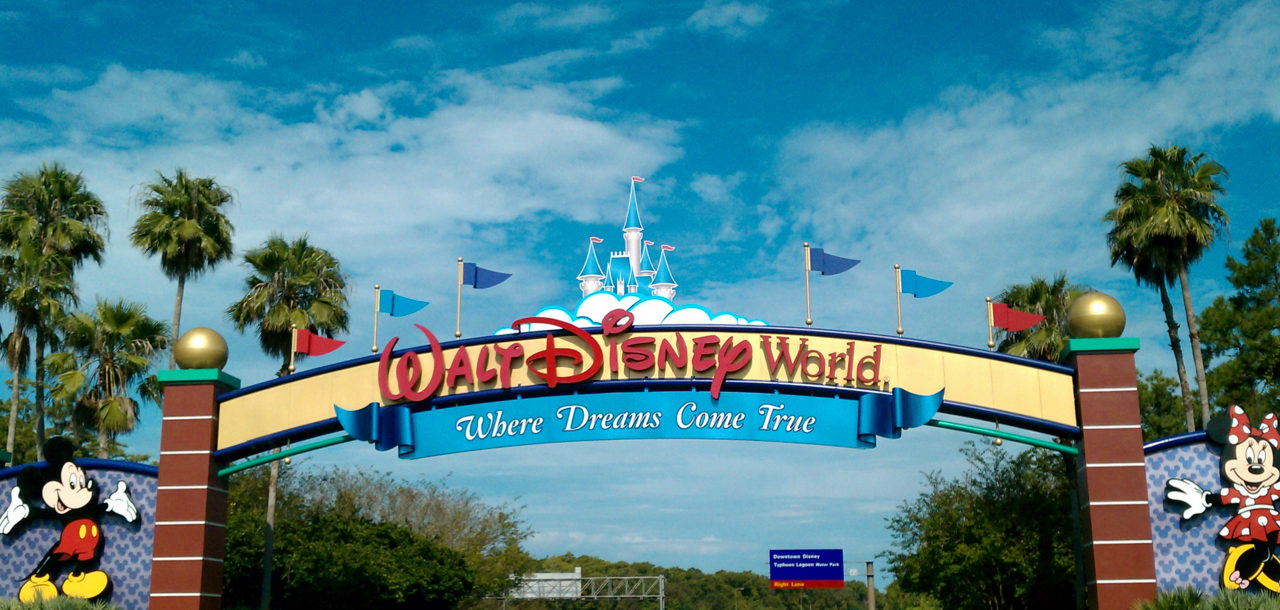 You Can't Go To Disney World Again