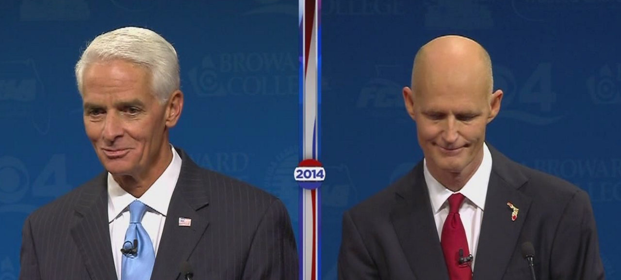 Crist vs. Scott: When The SHTF