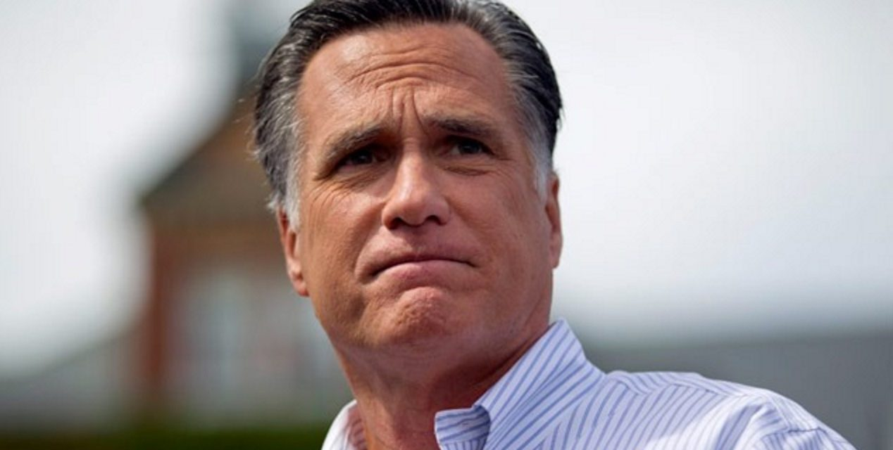 Mitt, You're Not It