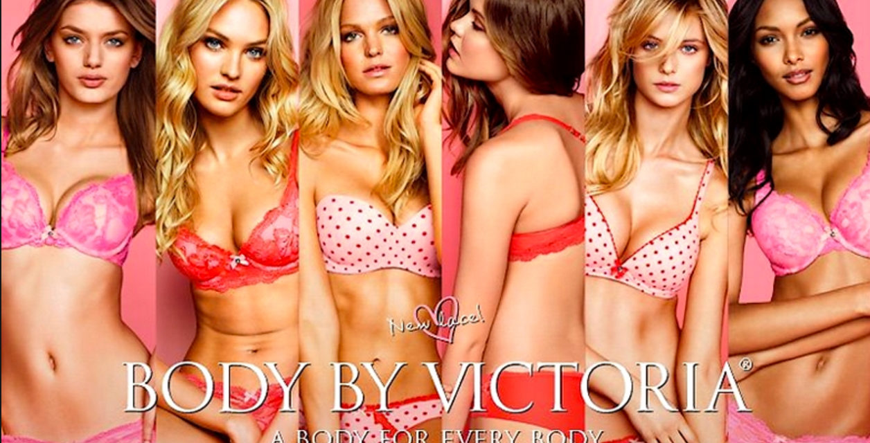 Why Is Victoria's Secret So Pink?…& Other Thoughts