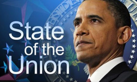 Obama: POTUS Gives Last SOTU