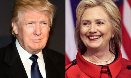 The Donald vs. The Hillary. The Great Debates?