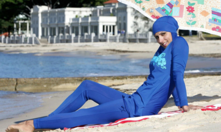The Burkini: Enslaver & Liberator