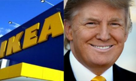 I Had A Dream…With Trump…At Ikea