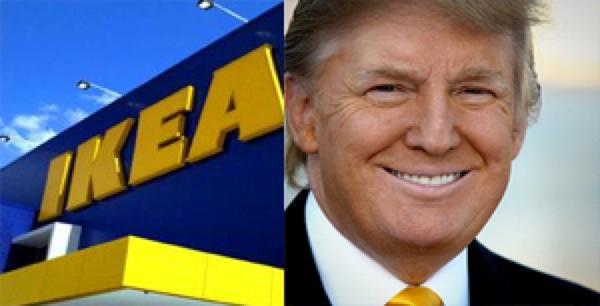 I Had A Dream…With Trump…At Ikea