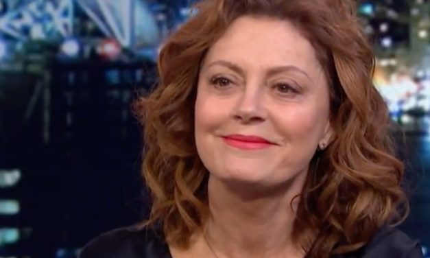 Susan Sarandon Is So Wrong